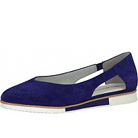 Tamaris - Slipper - blau
