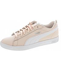 PUMA - Smash Wns V2 L - Sneaker - rosewater-white