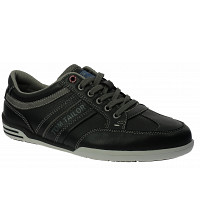 TOM TAILOR - Sneaker - black
