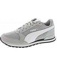 PUMA - ST Runner V2 NL - Sneaker - high rise-white-grey
