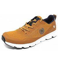 BUGATTI - Denim Radon - Sneaker - 5000 yellow