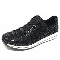 ARA - Weite H - Sneaker - schwarz