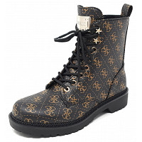 GUESS - Stiefel - bronce brown (Decks. LD)