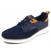BUGATTI - Denim Dexter - Sneaker - 4100 drk. blue