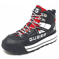 GUESS - Stiefel - BLKRE