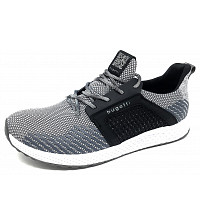 BUGATTI - Denim Jawa - Sneaker - 1500 grau