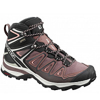 SALOMON - Peppercorn / Black / Coral Almond