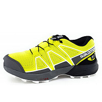 SALOMON - Speedcross J - Sneaker - Gelb