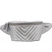 NYZE - NYZE x GNTM Hip Bag - Gürteltasche - silver