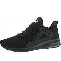 PUMA - Electron Street - Sneaker - black-black