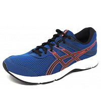 ASICS - Gel-Contend 6 - Sportschuh - mako blue/sunrise red