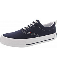 TOMMY HILFIGER - Classic Low - Sneaker - twilight navy