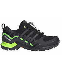 ADIDAS - core black/dgh solid grey/signal green