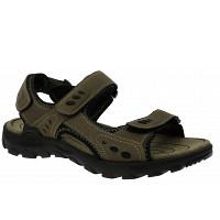 TOM TAILOR - Sandale - mud