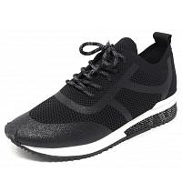 LA STRADA - La Strada - Sneaker - black knitted