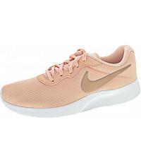 Nike - Wmns Tanjun - Sneaker - washed coral-met.red bron