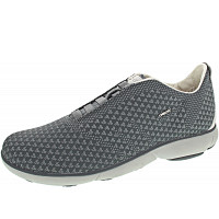 GEOX - Nebula - Slipper - anthracite-lt.grey