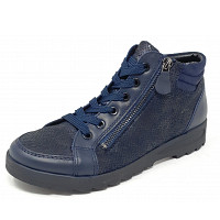 JENNY BY ARA - Sneaker high - blau midnight navy