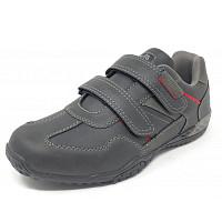 DOCKERS - Sneaker - schwarz grau