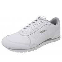 PUMA - ST Runner V2 - Sneaker - white
