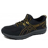 ASICS - Trail Scout - Sportschuh - grey/yellow
