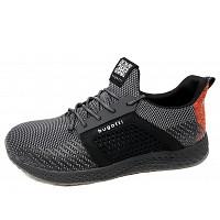 BUGATTI - Denim Jawa - Sneaker - 1000 schwarz/gr.