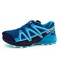 SALOMON - Speedcross J - Sneaker - blau