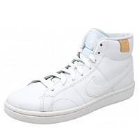 NIKE - Court Royal Mid - Sneaker high - white