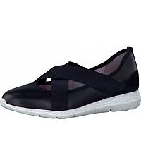 TAMARIS - Slipper - schwarz