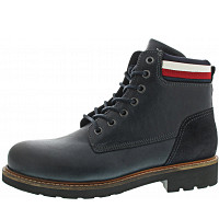 Tommy Hilfiger - Active Corporate Boot - Schnürstiefel - midnight