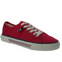 TOM TAILOR - Sneaker - red