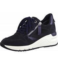 Tamaris - Sneaker - navy kombi