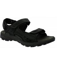 TOM TAILOR - Sandale - black