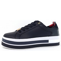 TOMMY HILFIGER - Sneaker low - schwarz