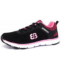 BRÜTTING - Cosmos - Sneaker - schwarz/pink
