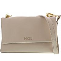 NYZE - NYZE x GNTM Tote Chain Ba - Tasche - beige