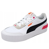 Puma - Carina Lift - Sneaker - white/pink