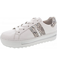 GABOR COMFORT - Sneaker - weiss-creme-silber