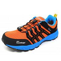 Kastinger - Sneaker - orange-blue