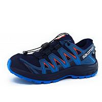 SALOMON - XA Pro J - Sneaker - blau