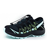 SALOMON - XA Pro J - Sneaker - grün