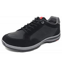LLOYD - Efrat - Sneaker - black/ asphalt