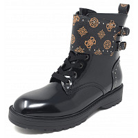 Guess - Stiefel - black/ brown/ lockra