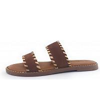 TAMARIS - Tamaris - Pantolette - braun