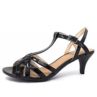 S.OLIVER - Da.-Sandalette - Sandale - black