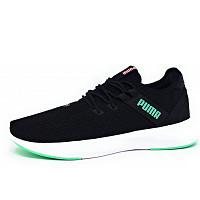 PUMA - Radiale XT Pattern Wn´s - Sportschuh - schwarz/grün