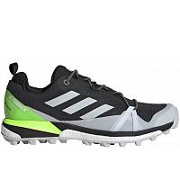 ADIDAS - core black/dash grey/signal green