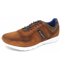 BUGATTI - Denim Bombola - Sneaker - 6300 cognac