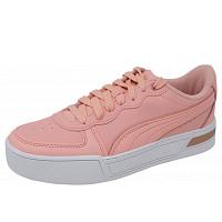 PUMA - Sky - Sneaker - peachskin/gold