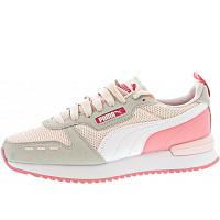 PUMA - Puma R78 Jr - Sneaker - rosewater-gray violet-whi